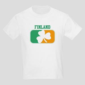 FINLAND irish Kids Light T-Shirt