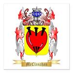 McClanahan Square Car Magnet 3