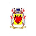 McClanahan Sticker (Rectangle 50 pk)
