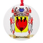 McClanachan Round Ornament