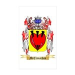 McClanachan Sticker (Rectangle 10 pk)