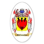 McClanachan Sticker (Oval 10 pk)