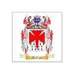 McClam Square Sticker 3