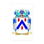 McClafferty Sticker (Rectangle 50 pk)