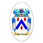McClafferty Sticker (Oval 50 pk)