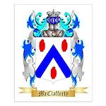 McClafferty Small Poster