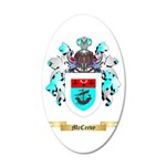 McCeevy 20x12 Oval Wall Decal
