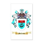 McCeevy 35x21 Wall Decal