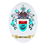 McCeevy Oval Ornament