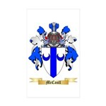 McCaull Sticker (Rectangle 50 pk)