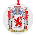 McCaughey Round Ornament