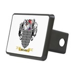 McCaskey Rectangular Hitch Cover