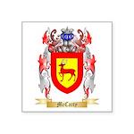 McCarty Square Sticker 3