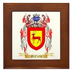 McCarty Framed Tile