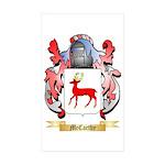 McCarthy Sticker (Rectangle 10 pk)