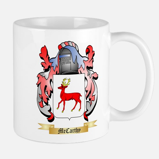 McCarthy Mug
