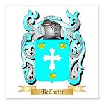 McCarter Square Car Magnet 3
