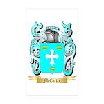 McCarter Sticker (Rectangle 10 pk)