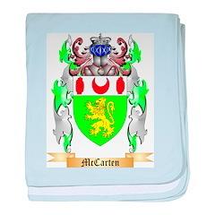 McCarten baby blanket