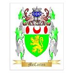 McCarten Small Poster