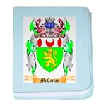 McCartan baby blanket