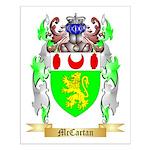 McCartan Small Poster
