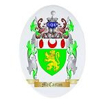 McCartan Oval Ornament