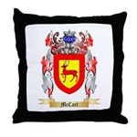 McCart Throw Pillow