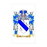 McCarrigy Sticker (Rectangle 50 pk)