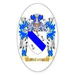 McCarrigy Sticker (Oval 10 pk)