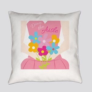 Down The Aisle Everyday Pillow