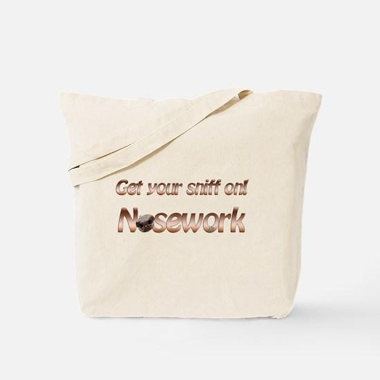 Cute Scent Tote Bag