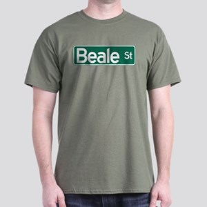 Beale St., Memphis, TN Dark T-Shirt