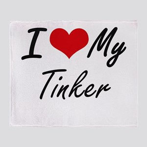 I love my Tinker Throw Blanket