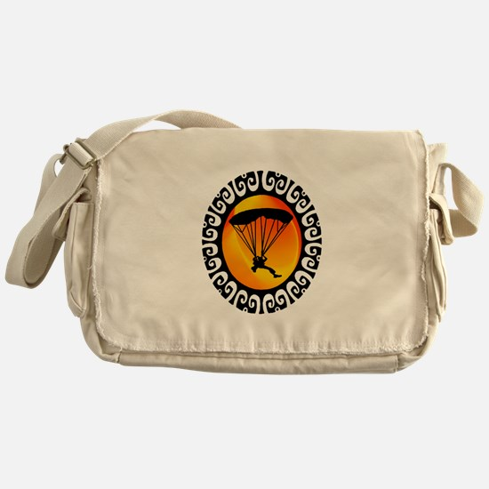SKYDIVE Messenger Bag