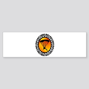 SKYDIVE Bumper Sticker