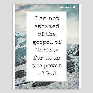 Romans 1-16 Posters