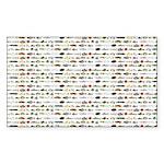 23 Amazon River Fish pattern Sticker