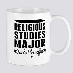 Religious Studies Major Fueled By Coffee Mugs