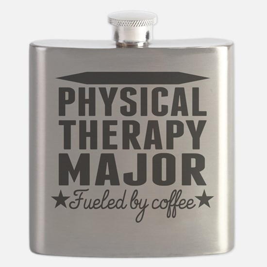 Physical Therapy Major Fueled By Coffee Flask