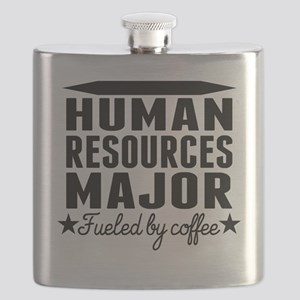 Human Resources Major Fueled By Coffee Flask