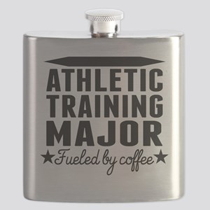 Athletic Training Major Fueled By Coffee Flask