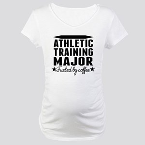 Athletic Training Major Fueled By Coffee Maternity