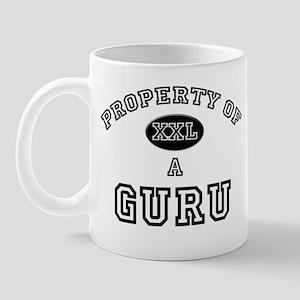 Property of a Guru Mug
