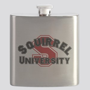 Squirrel University Flask