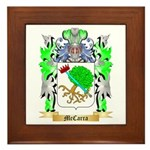 McCarra Framed Tile
