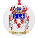 McCarney Round Ornament