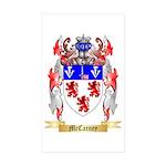 McCarney Sticker (Rectangle 10 pk)