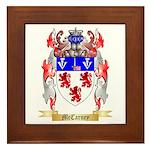 McCarney Framed Tile