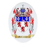 McCarney Oval Ornament